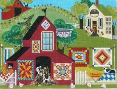 Ewe and Eye Quilt Sale