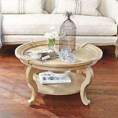 Carrington coffee table