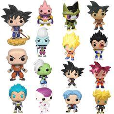 Color: As picture shown. Dragon Ball Z, Funko Pop, Figure Model, Super Saiyan, Avengers Infinity War, Justice League, Bowser, Action Figures, Ebay