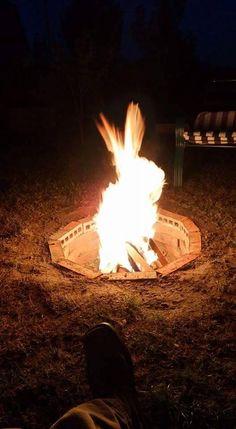 Cozy Campfire Bunny Cuddles