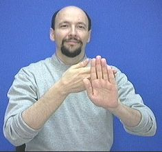 versions of before/ prior to American Sign Language (ASL) Sign Language Alphabet, Learn Sign Language, Sign Language Interpreter, British Sign Language, Second Language, Learning Goals, Ways Of Learning, Learn To Sign, Asl Signs