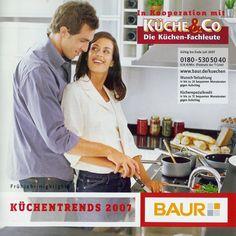 Küche Küchenkatalog 2007 Frühjahr Baur
