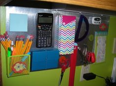 25 Back-to-school Storage & Organization Tips & Tricks