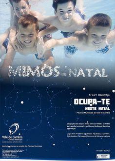 """""""Mimos de Natal""""  > 17 a 21 de Dezembro, 2012  @ Piscinas Municipais de Vale de Cambra"""
