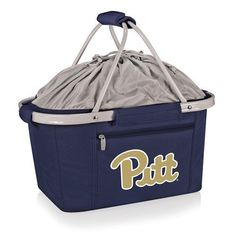 University of Pittsburgh Insulated Metro Basket w/Digital Print