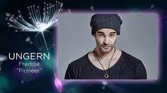 Freddie representerar Ungern i Eurovision Song Contest 2016.