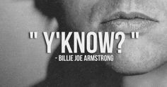 billie joes famous y'know?