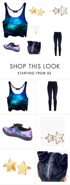 """""""Untitled #78"""" by elizabethsimmons-2 on Polyvore featuring Hot Topic, Boohoo and Pernille Corydon"""