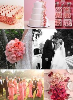 Soft Pink Romance Ombre For Valentines Day Wedding Ideas Wedding Messages Pink Wedding