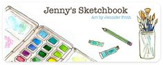 Jenny's Sketchbook | this is BOMB!!