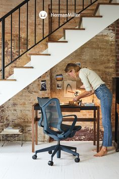Upgrade your home office this season with a workspace setup, office chair, or desk that supports your posture, movement, and style. Enjoy quality ergonomics—the gift that keeps giving. Comfortable Office Chair, Water Based Stain, Best Vacuum, Home Office Chairs, Ergonomic Chair, Small Office, Offices, Outdoor Chairs, Desk