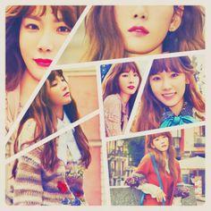 #taeyeon beauty+ magazine bonus...coming soon