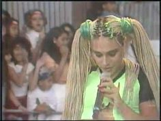 Fourteen 14 @ Xuxa (Live in Brazil 1995) Goodbye - YouTube