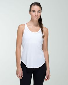 tuck and flow tank | women's tanks | lululemon athletica