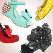 Irregular Choice shoes.....Take a look at the Irregular Choice event on #zulily today!