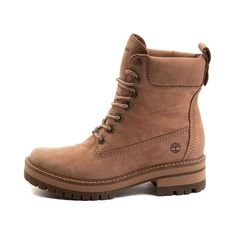 00a3f9110eb5 Womens Timberland Courmayeur Valley 6 Boot - Beige - 538111 Timberland  Classic