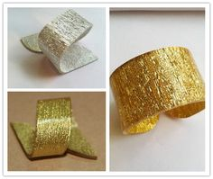 Gold Silver Napkin Rings 5 Colors Napkin Rings buckle For Weddings Party Home Decoration 100pcs/lot Free Shipping