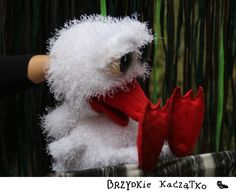 ugly duckling puppet www.alezgustawie.pl