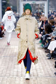 Undercover Fall 2018 Ready-to-Wear Collection - Vogue Urban Cowboy, Fall Winter, Autumn, Undercover, Fall 2018, Canada Goose Jackets, Fashion Show, Fashion Brands, Ready To Wear