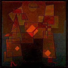 Paul Klee Disput (Dispute), Oil on canvas (in original frame). Kandinsky, Klimt, Abstract Expressionism, Abstract Art, Abstract Paintings, Oil Paintings, Landscape Paintings, Modern Art, Contemporary Art