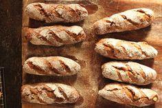 chocolate banana rye bread