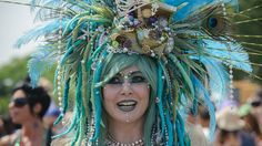 21 of the most outrageous looks from the Coney Island Mermaid Parade
