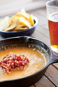 Add our Danish Red Lager to this queso dip recipe for a spicy & full bodied appetizer.