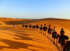 #LuxuryTripMorocco is an amazing experience, where you can learn the country's most beautiful culture.