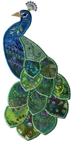 Ideas For Applique Quilting Patterns Patchwork Crazy Quilting, Crazy Quilt Stitches, Crazy Quilt Blocks, Patchwork Quilting, Patchwork Ideas, Star Quilts, Hand Embroidery Designs, Embroidery Patterns, Machine Embroidery