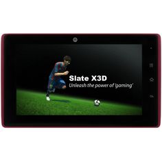 DOMO Slate X3D Gaming Android 4.0 tablet