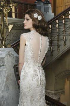 Justin Aleksander - Spring 2014: 8725 (Shop: Celebrity Bridal Ul. Wielkopolska 21 Gdynia , 81552)
