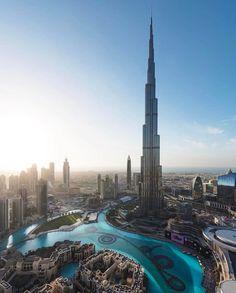 Burj Khalifa, Dubaï