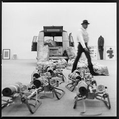 Joseph Beuys, The Pack, Stockholm 1971
