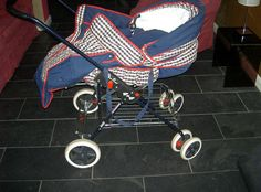 Silver Cross 4x4 Pram/Pushchair system |