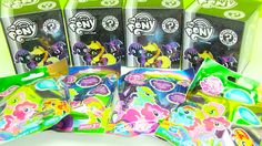 My Little Pony Mystery Minis Blind Boxes MLP Blind Bags Wave 10 and Wave 11