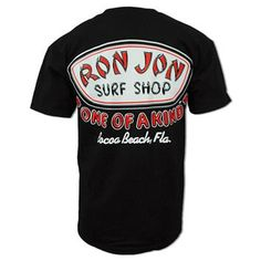 4a18ca28423 Ron Jon Classic Badge Tee