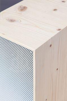 Leibal features minimalist design in regards to architecture, interior design, furniture design, and product design.
