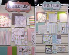 Boy Bundle of Joy for baby's 1st year frame