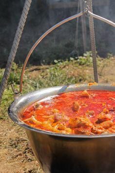 Kakaspörkölt by Szabó István on 500px Chili, Soup, Chile, Chilis, Soups, Capsicum Annuum, Chowder