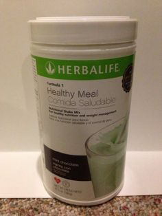 Herbalife Mint Chocolate Shakes (Limited Edition) - List price: $37.95 Price: $35.60