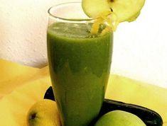 Zöldalmás turmix Stevia, Cantaloupe, Fruit, Food, Hoods, Meals