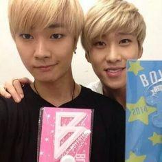 JeongMin e HyunSeong