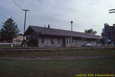 c&o depot lowell, michigan