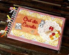 Livro De Assinaturas Chá De Cozinha
