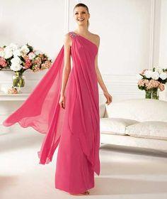 Robe demoiselle new shoulder chiffon Aline red bridesmaid dresses long plus size vestido madrinha Cheap Prom Dresses, Homecoming Dresses, Formal Dresses, Bridesmaid Dresses, Prom Gowns, Wedding Dresses, Party Dresses, Wedding Dress Sketches, Pink Bridesmaids
