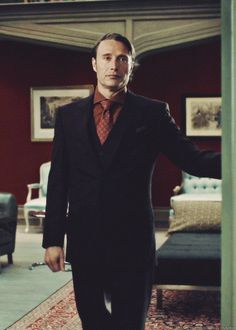 everynineyearsandthirtyfourdays:  Hannibal Lecter ↬ 15/50