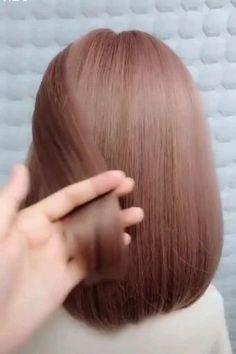 Elegant Hairstyles, Pixie Hairstyles, Cute Hairstyles, Braided Hairstyles, Hairstyle Ideas, Natural Hairstyles, Wedding Hairstyles, Korean Hairstyles, Halloween Hairstyles