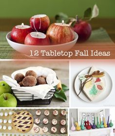Trend:12 tabletop ideas to get you ready for Fall! I've said it before (many times), and I'll say it again: Fall is my ABSOLUTE favorite time of the year. I get to wear cozy sweaters, lovely gloves, and this is when all the best meals happen. Pretty tabletops with pretty table decorations and family, it's [...]