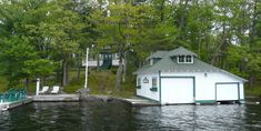 Historic Green Gables On Lake Muskoka - Paul Crammond Real Estate Lake Superior, Green Gables, Acre, Real Estate, Cottage, Outdoor Structures, Island, Building, House