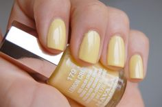 Swatches of Mavala – Delicious Collection Mani Pedi, Manicure, Yellow Nail Polish, Lemon Cream, Nail Colors, Swatch, Collection, Art, Ongles